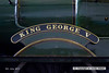 130709-029     Nameplate of Great Western Railway King 4-6-0 no 6000 King George V, seen at the NRM York.