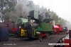 160925-017  Seen at Caverswall Road are Dubs 0-4-0 crane tank no 4101, Alongside is Hunslet Austerity 0-6-0 saddle tank Whiston, whilst behind is red liveried Bagnall 0-4-0 saddle tank no2.