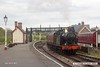 170529-070  GWR 5600 class 0-6-2T No 5619 pulls away from Swanwick Junction with the 13:35 to Hammersmith.