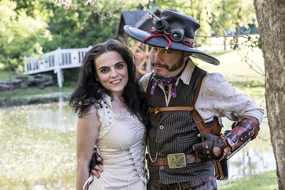 Steampunk in the Catskills 2017 Friday's Gallery