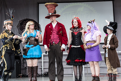 Steampunk World's Fair 2017 Costume Contest