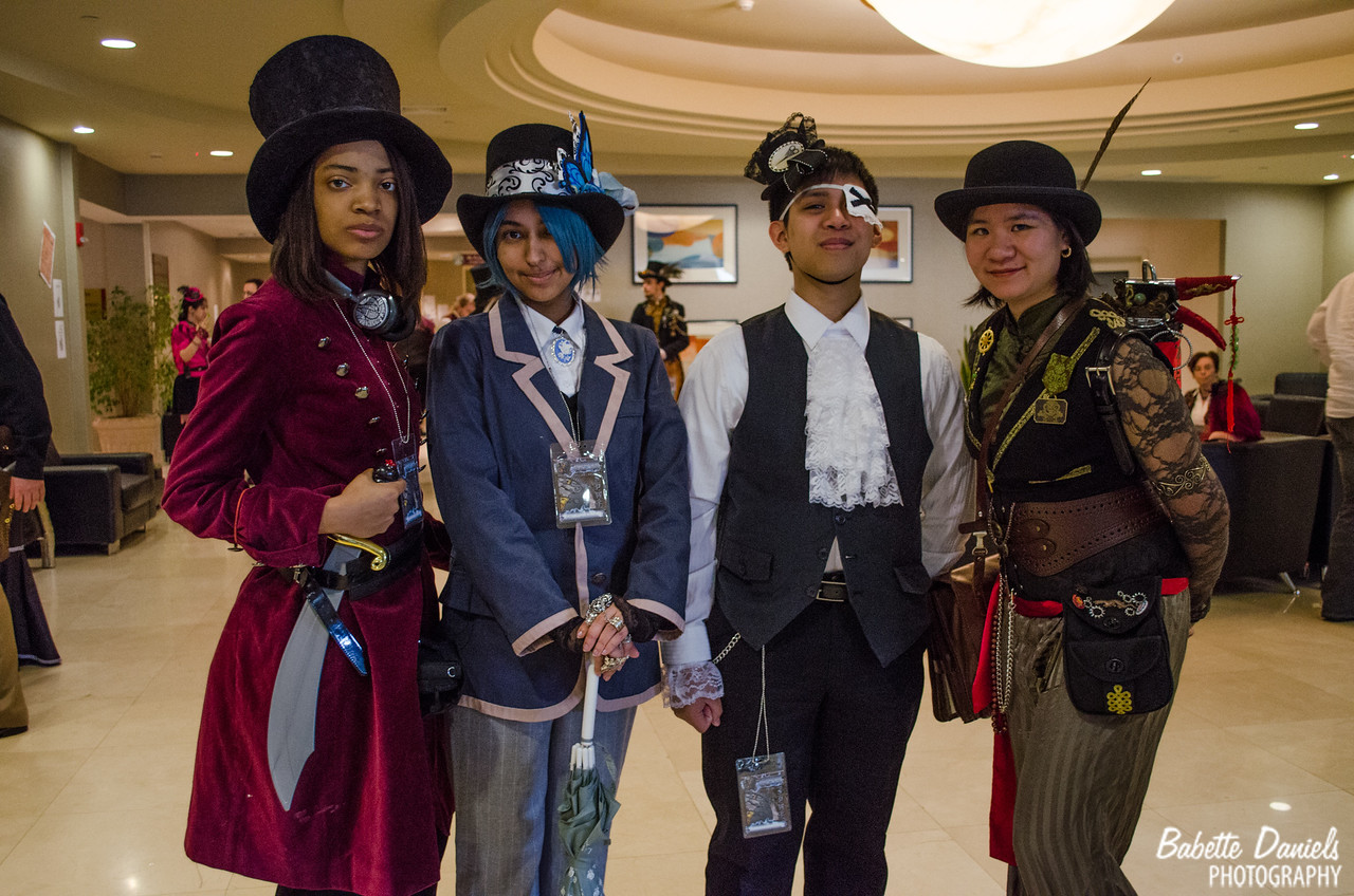 Photos from THE STEAMPUNK WORLD'S FAIR 2011 © 2010 - 2014 Babette Daniels