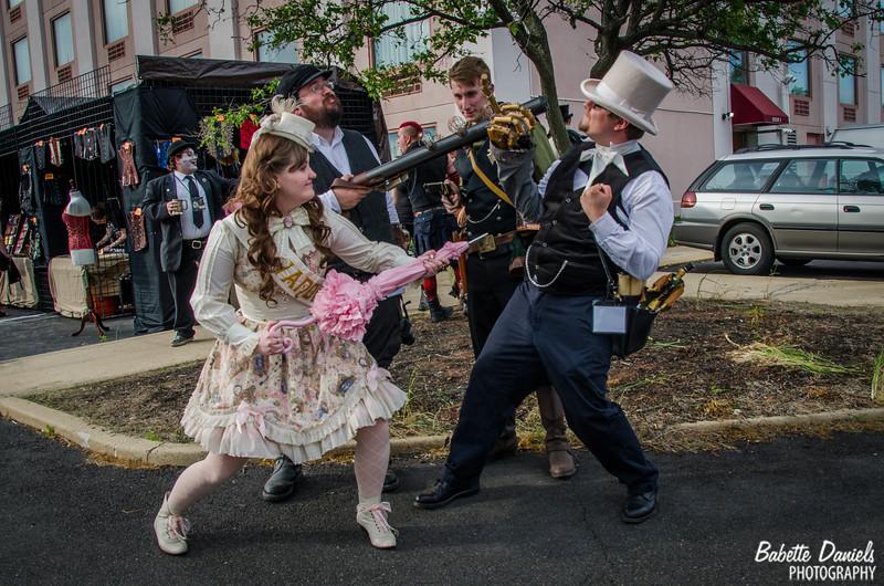 The Steampunk World's Fair - Guests