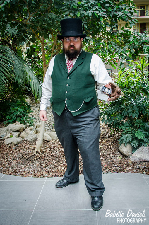 The Steampunk World's Fair - The Antifordians