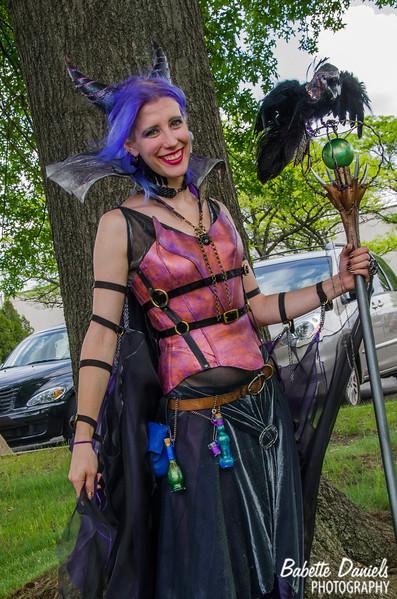 The Steampunk World's Fair - Izzy Saylor