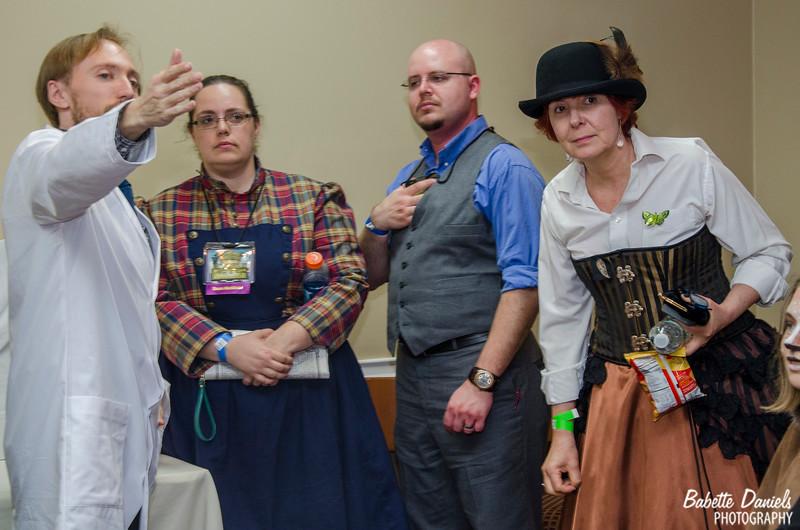 The Steampunk World's Fair - Alienist