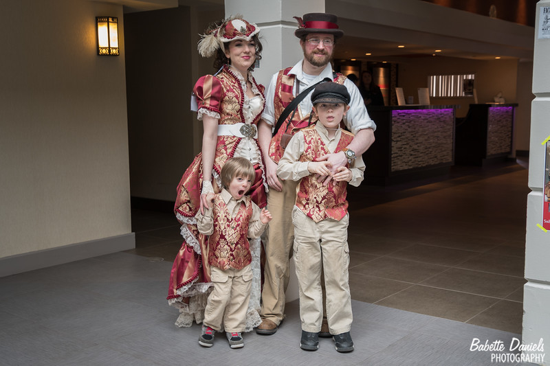 The Steampunk World's Fair: 2017 - The Fires of Inspiration