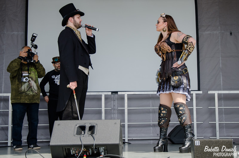 2016 Steampunk World's Fair Knighting Ceremony