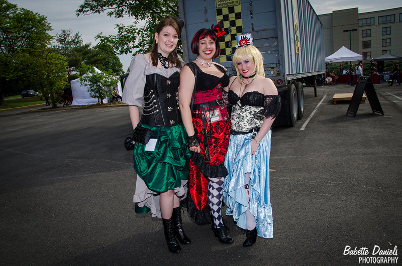 The Steampunk World's Fair - Guests