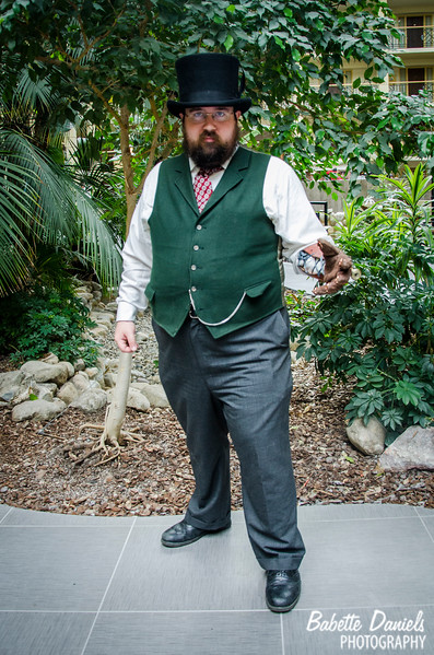The Steampunk World's Fair - The Antifordians