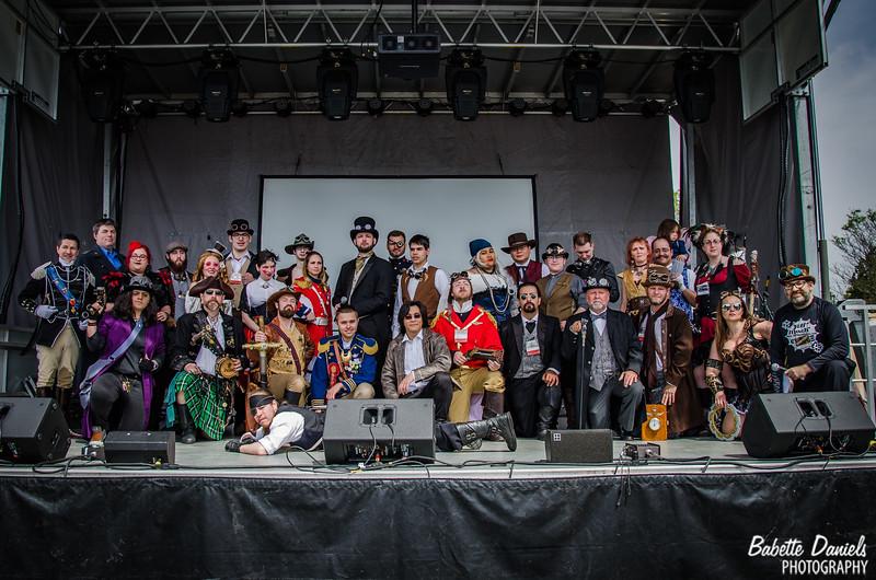 "The Steampunk World's Fair - ""Wonders Untold"""