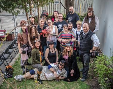 BBQ Steampunk 2015