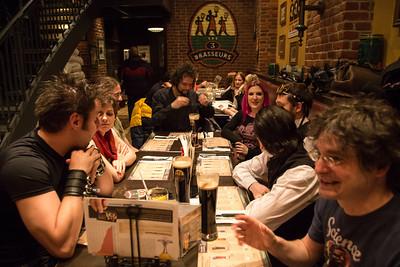 Steampunk Montreal - 3 Brasseurs