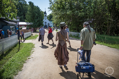 Steampunk Montreal - Village Québecois 2016