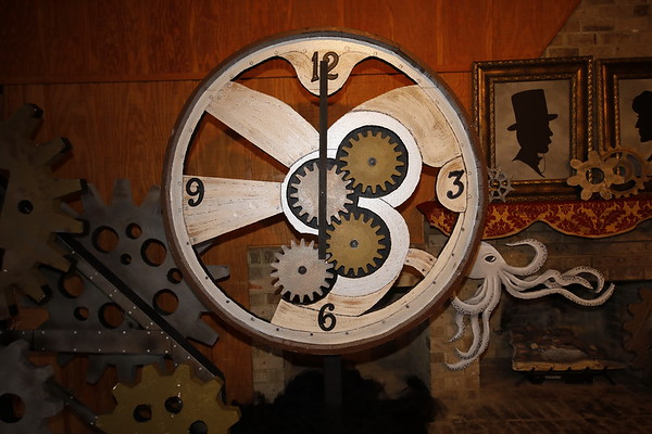 Steampunk Mystery Party -- April 7, 2018