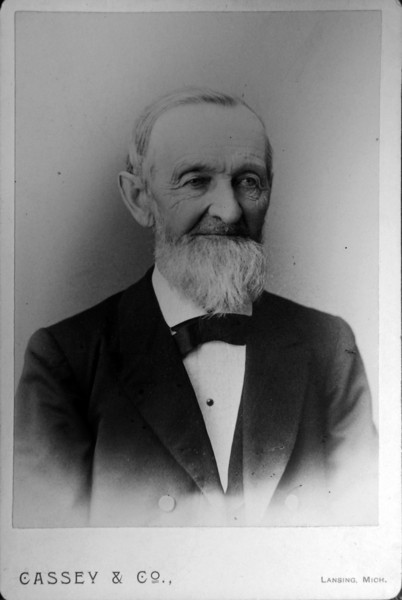 Cortland Bliss Stebbins 1st about 1880-85 age 68-73