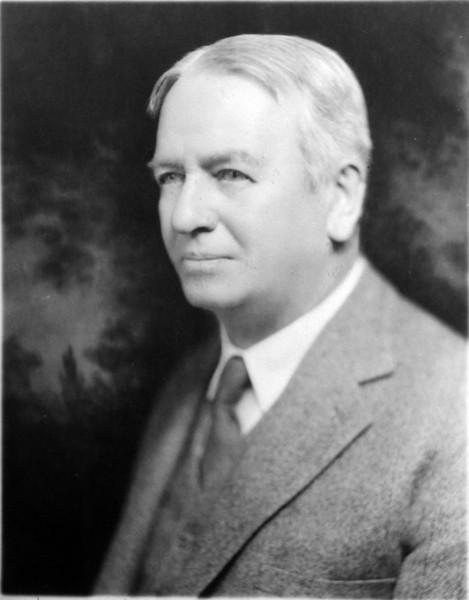 Arthur C Stebbins  about 1920-1925