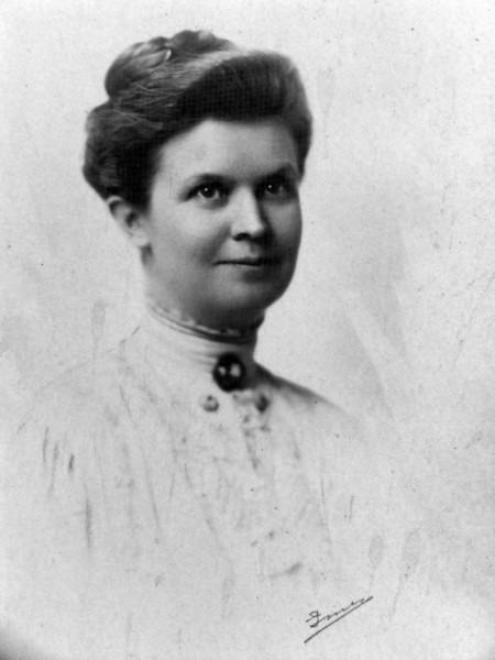 Anna Burgoyne Stebbins