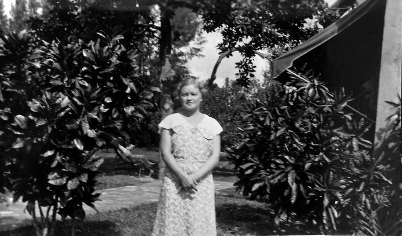 Ruth E Burgoyne Coral Gables Fla Feb 1933-1