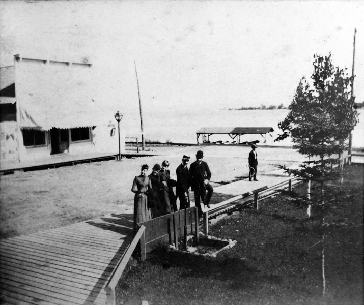 Harbor Springs Mi July 1890