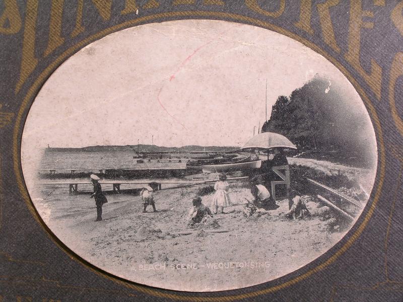 DSCN0090 A Beach Scene - Wequetonsing