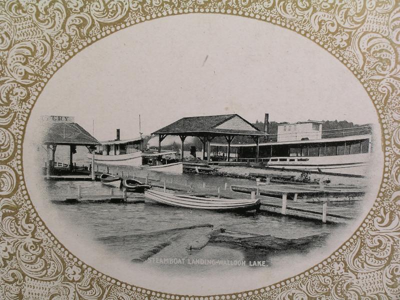 DSCN0098 Steamboat Landing - Walloon Lake Michigan