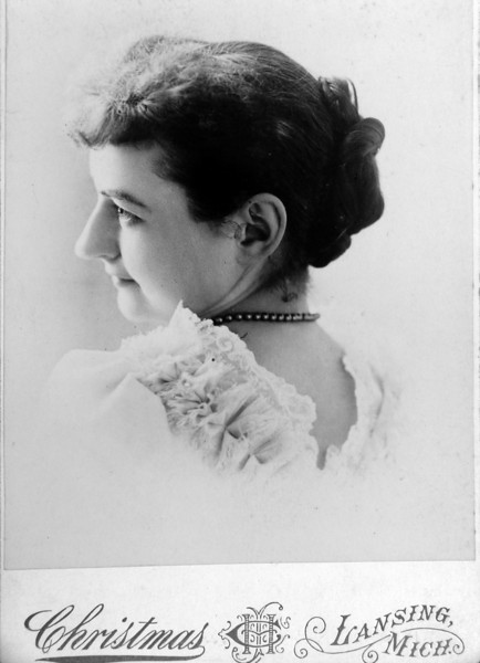 DSCN3046 Gertrude DeLaud - Napoleon Michigan