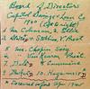 DSCN2448a Board of Directors Capitol Savings & Loan Co 1940 Arthur C Stebbins 4th from left