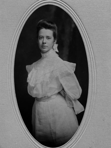 Eluise Kelsey Barkdull (Barkaull) Clevland