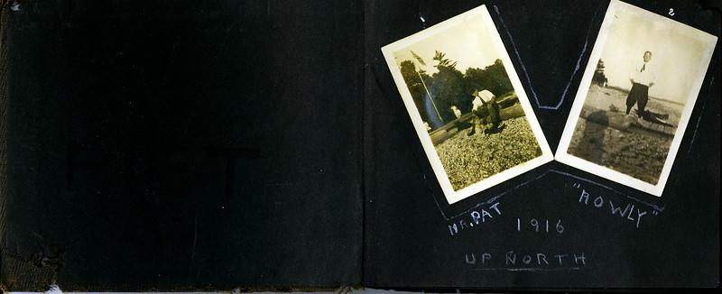 Album Unlabled 1916