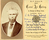 Rev L B Potter Married Nettie Foote to John Burgoyne Gave Anna B a scholarship to Hillsdale College