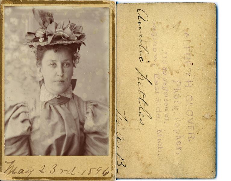Auntie Nettles 1896