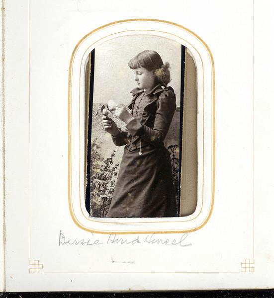 Bessie Hurd Hensel