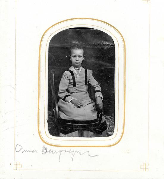 Anna Burgoyne