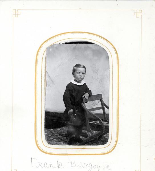 Frank Burgoyne