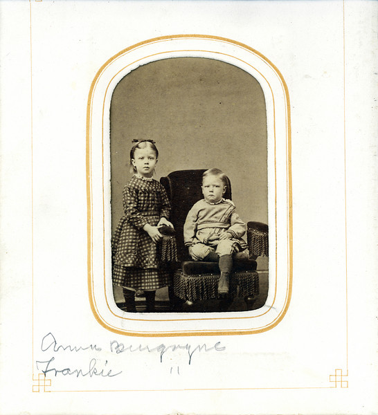 Anna & Frankie Burgoyne