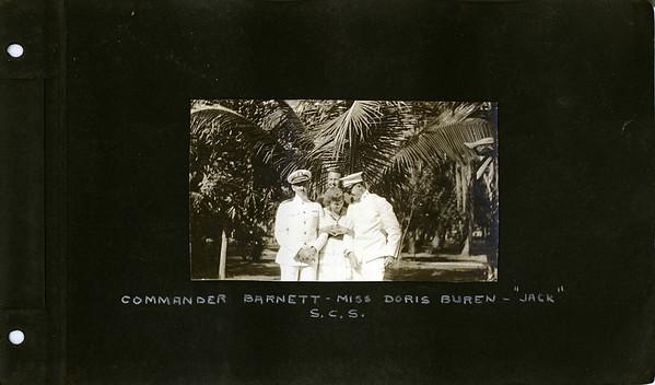 Stowell Stebbins Album 1919 Hawaii WW-1