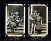 au Stowell & Marie Stebbins & Josephine Lanbert on Roaring Brook steps