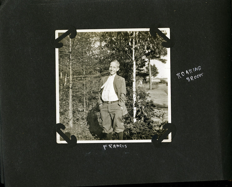 bh Francis B Stebbins Roaring Brook