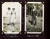 av Gusta & Hulda maids  & Francis B Stebbins at Roaring Brook