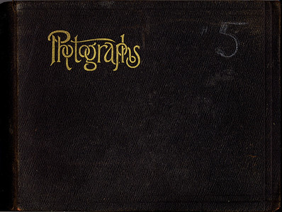 Stowell Stebbins Album #5 1914-1915