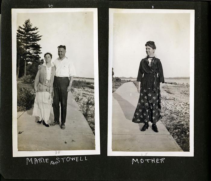 ah Marie & Stowell & Anna B Stebbins at Roaring Brook