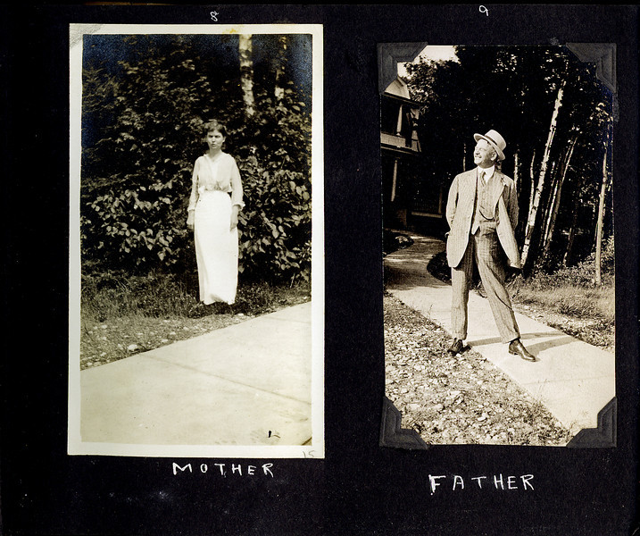 ag Anna B & Arthur C Stebbins at Roaring Brook