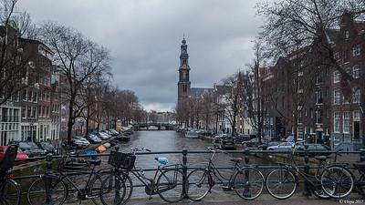 Westerkerk Amsterdam.