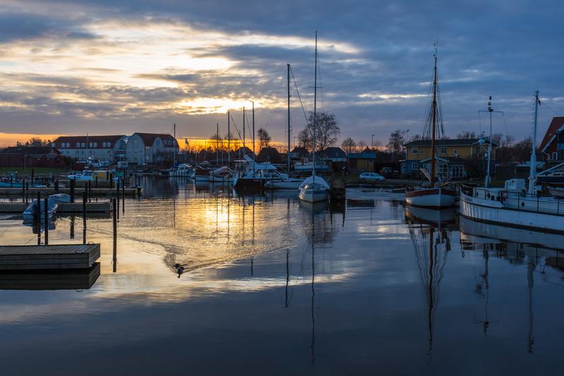 Åhavnen, Køge