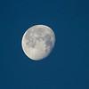Månen / The Moon<br /> Agger tange, Danmark 15.7.2014<br /> Canon EOS 7D + Tamron 150 - 600 mm 5,0 - 6,3