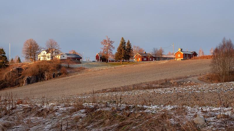 Kulturlandskap / Farmland
