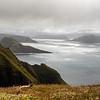 Utsikt fra Runde / View from Runde<br /> Runde, Møre og Romsdal 9.7.2009<br /> Canon EOS 20 D + EF 17-40mm F4.0 @ 17 mm
