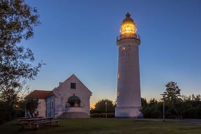 Lighthouse at Stevns