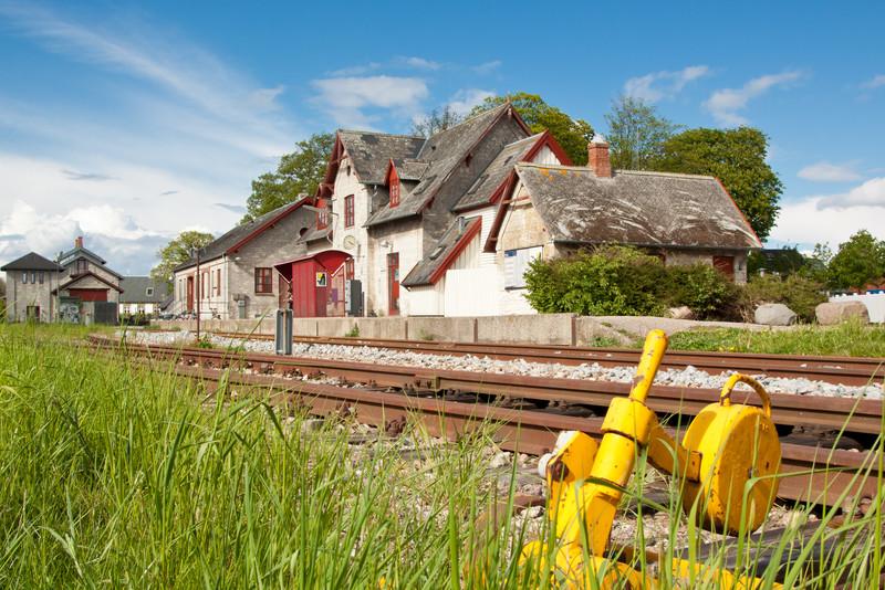 Rødvig Station
